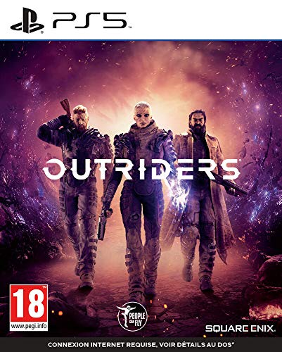 NAMCO BANDAI T1 Outtriders – PS5.