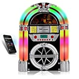 Pyle PJUB25BT Bluetooth Jukebox MP3...