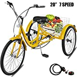 Happybuy Adult Tricycle 1...