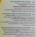 cdVet Naturprodukte FischSnack Beutel 250 g – Hund, Katze – Einzelfuttermittel – Belohnung – wertvolle Omega Fettsäuren – natürlich – luftgetrocknet – ohne Farbstoffe + Konservierungsstoffe – - 3