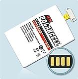 Polarcell Batterie Li-polymère pour LG Optumus G E960 / Google Nexus 4 E975 /...