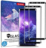 Galaxy S9 Screen Protector,(2-Pack) Tempered Glass Screen Protector [Force Resistant up to 11 pounds] [Full Screen Coverage] [Case Friendly] for Samsung S9(Released in 2018)