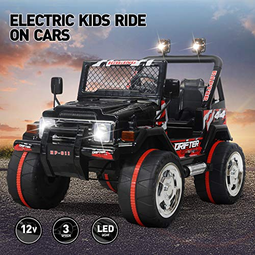 Vosson Jeep Car for Kids