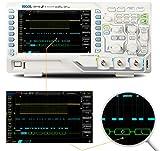 Rigol Oscilloscope Numérique DS1102Z-E, 2 canaux ,100 MHz, 1 GSa/s, 24 Mpts, 8...