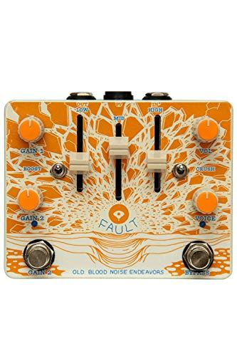 Old Blood Noise Endeavors - 'Fault V2' Overdrive/Distortion Pedal