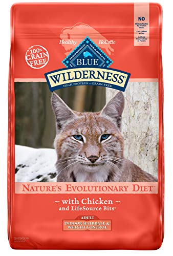 Blue Buffalo High Protein Grain Free Natural Adult Dry Cat Food