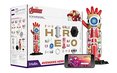 littleBits Avengers Hero Inventor Kit - Multicolor
