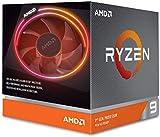 AMD Ryzen 9 3900X 12-core, 24-Thread Unlocked Desktop Processor with...