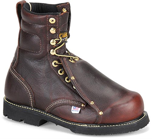 Carolina Boots Shoes Men Hi Met Guard Steel Toe Made in USA Boots 505