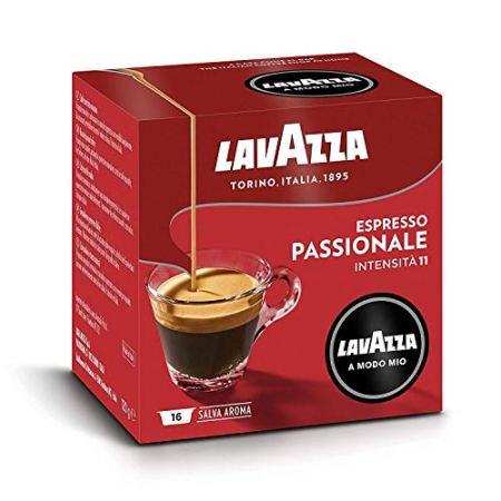 Lavazza 360 Kaffeekapseln Modo Mio Passionale