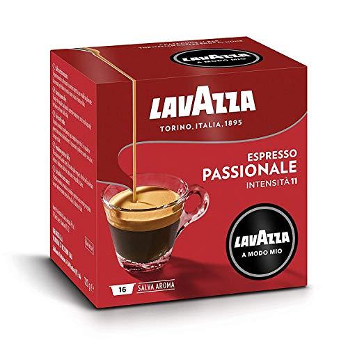 Lavazza 216 Capsule caffè Modo Mio PASSIONALE