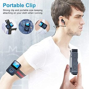 MP3-Player-with-Bluetooth-Portable-Music-Players-for-KidsAldult-Walkman-Mini-Reproductor-De-Musica-HiFi-Lossless-Sound-Camera-Control-Function-Runners-Gifts-Includes-Headphones