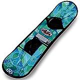 Flexible Flyer Avenger Kids Beginner Snowboard. Youth Plastic Snowboarding Toy Slider, 90 cm, 37 x 8...