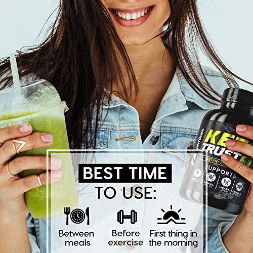 4 Pack Keto Diet Pills Weight Loss Supplement Fat Burner Advanced Extract Formula - Garcinia Cambogia - Raspberry Ketones, Green Coffee Bean, Green Tea All Natural, Ketogenic Diet for Women and Men 5