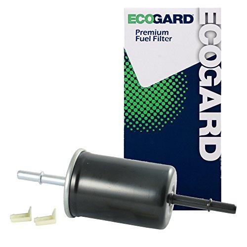 ECOGARD XF65277 Premium Fuel Filter Fits Ford Fusion 2.0L 2018-2019, Fusion 1.5L 2018-2019, Fusion 2.5L 2018-2019 | Lincoln MKZ 2.0L 2015-2019