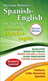 Merriam-Webster's Spanish-English Dictionary, Newest Edition, 2016 Copyright, Mass Market Paperback (English and Spanish Edition)