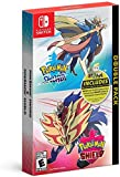 Pokémon Sword and Pokémon Shield Double Pack - Nintendo Switch (Video Game)