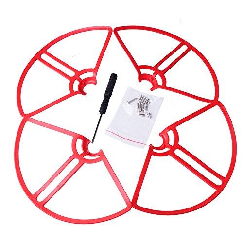 Faironly Drohne - Set di 4 Pezzi di Ricambio per elica da 4 carati/1080 P Drone