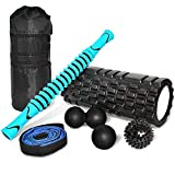 Mewtwo Kit de Rouleau Massage Fitness 7 en 1 Portatif, 12' Grand...