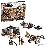 LEGO Star Wars 75299 The Mandalorian Conflit à Tatooine Jeu de construction avec la figurine de Baby Yoda The Child, saison 2