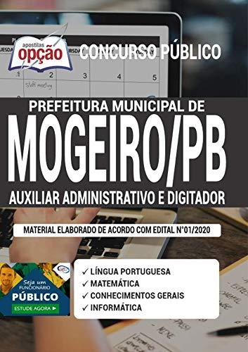Folleto Mogeiro Pb - Asistente administrativo y digitalizador