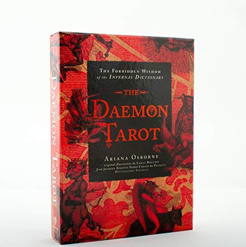 The Daemon Tarot: The Forbidden Wisdom of the Infernal...
