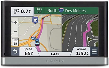Garmin nuvi 2597LMT 5-Inch Bluetooth Portable Vehicle GPS with Lifetime Maps and Traffic 2597LMT (Renewed) 16