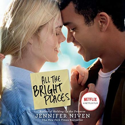 All the Bright Places: Movie Tie-In Edition (Audio Download ...
