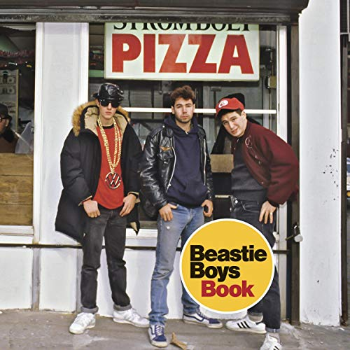 Beastie Boys Book cover art