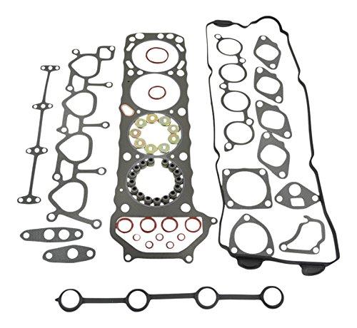 ITM Engine Components 09-10620 Cylinder Head Gasket Set for 1998-2001 Nissan 2.4L L4, KA24DE, Altima