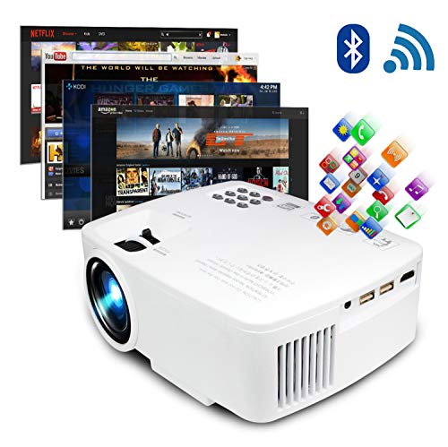 51NF7Glz4BL - 7 Best Android Projectors to Turn Every Netflix Session into a Cinema-Like Experience