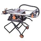 Evolution Power Tools - Scie sur Table Multi-Matériaux Rage 5-S, 255 mm...