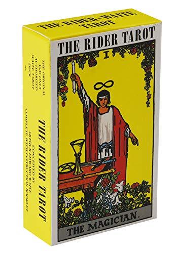 KOOLIFE Rider Waite Tarot Cards for Beginners and Expert...