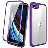 Miracase iPhone SE 用ケース 第2世代 iPhone SE2 用ケース 2020 iPhone 8 用ケース 9H強化ガ……
