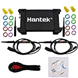 Hantek 6022BE Laptop PC USB Digital Storage Virtual Oscilloscope 2 Channels 20Mhz Handheld Portable...