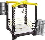 WWE Tough Talkers Championship Takedown Ring Playset