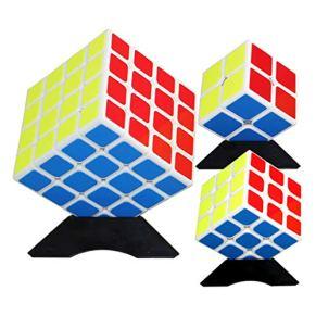 HXGL-Cubos Mágicos Cubo Mágico 2x2x2 3x3x3 4x4x4 Bundle Set Cubo Rompecabezas Cubo De La Velocidad Set Regalo De Los…