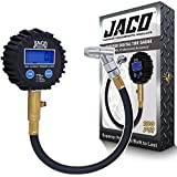 JACO ElitePro Digital Tire Pressure Gauge - Professional Accuracy - 100 PSI
