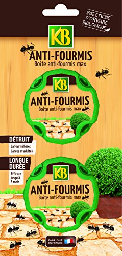 KB Anti Formiche naturale scatola appat x2