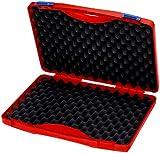 KNIPEX 00 21 15 LE Maletín compacto vacía para instaladores eléctricos