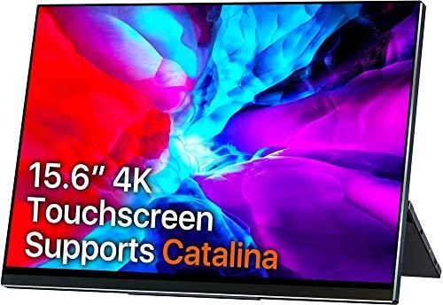 モバイルモニター モバイルディスプレイ cocopar 4K 15.6インチ タッチパネル 折り畳み式 薄い 軽量 3840*2...