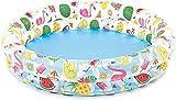 Intex–Piscine gonflable Piscine Piscina multicolore