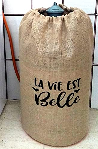 Funda para bombona de butano original La Vie Est Belle