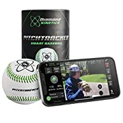 PITCHTRACKER BASEBALL: captures motion data in real-time and sends it to the free PitchTracker iOS app via Bluetooth. MEASURE: Seven metics including Velocity, Spin Rate, Spin Direction, and more! DOWNLOAD: Dedicated iPhone and iPad apps (Requires iO...