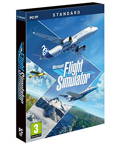 Microsoft Flight Simulator 2020 - Edición estándar (Windows 10)