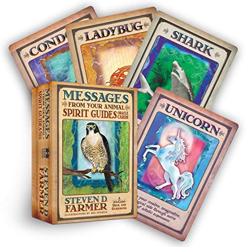 Messages from Your Animal Spirit Guides Oracle Cards: A...