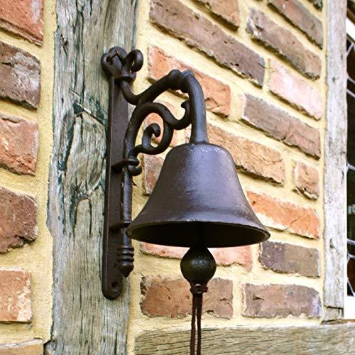 Antikas - Glocke historische Gartenglocke, an der Haustür wie antik + mit tollem Klang