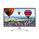 LG 32QK500-C  32-Inch QHD (2560 X 1440) IPS Monitor with Radeon Freesync Technology and On-Screen Control - Silver