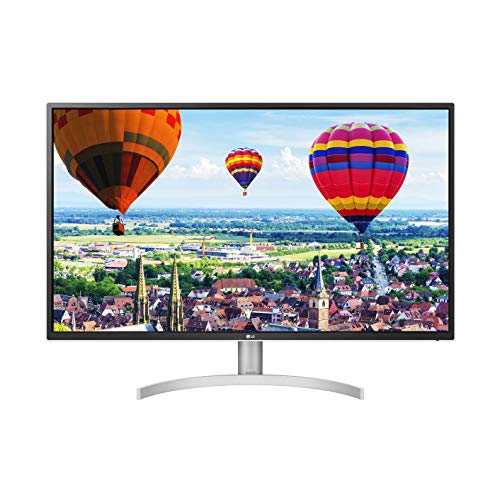 LG 32QK500-C 32-Inch Class QHD LED IPS Monitor with Radeon FreeSync (31.5' Diagonal)