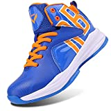 WETIKE Fashion Basketball Shoes High Top Boys Girls Sneakers Cofortable Running Shoes Non Slip Sport...